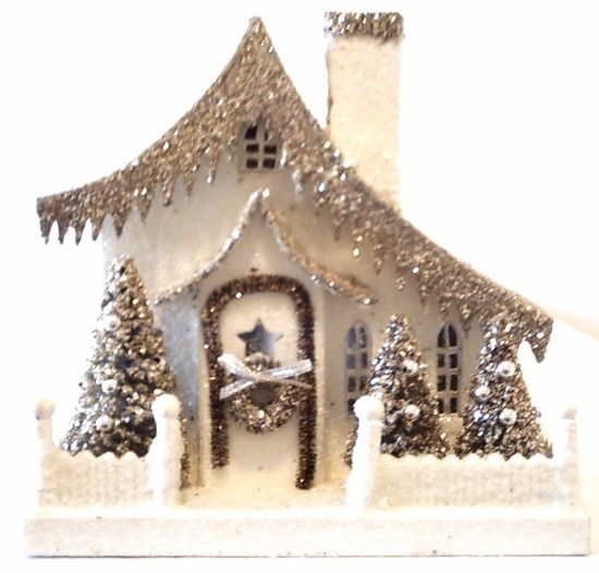 Free Pattern Cardboard Christmas Houses | Search Results | Calendar ...